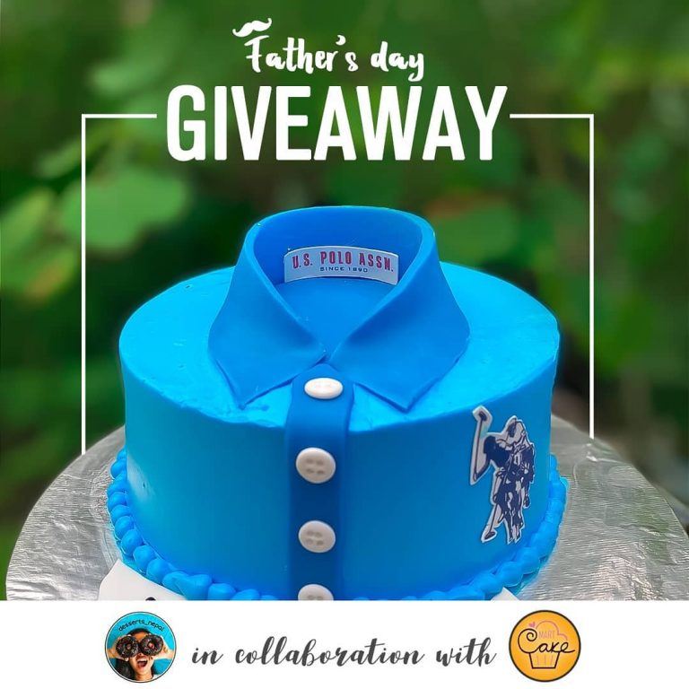 (Expired)Cake Giveaway by Desserts Nepal