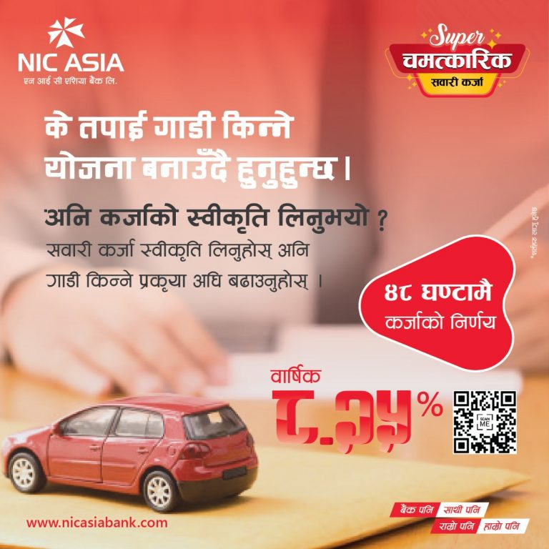 Read more about the article Nic Asia Super Chamatkari Loan