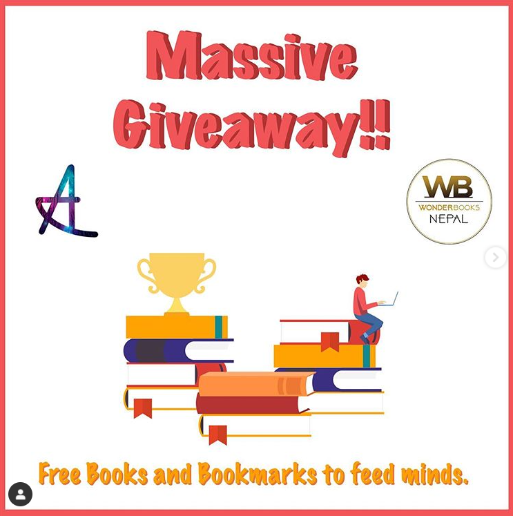 Books Giveaway Worth Rs 13000