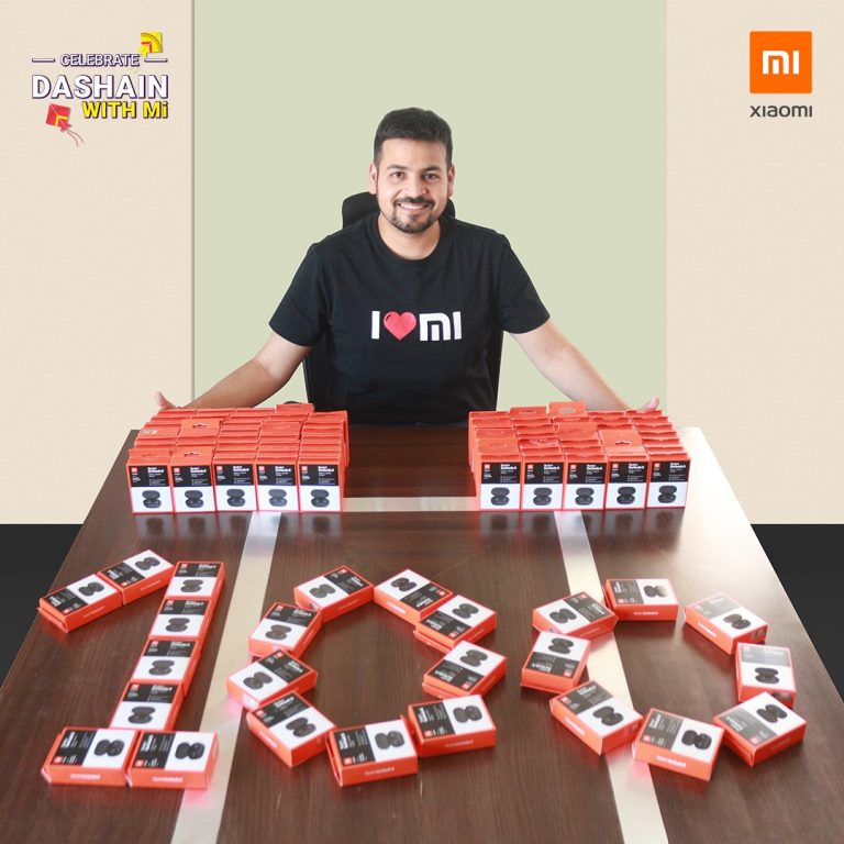 Read more about the article 100 Redmi Earbuds S Giveaway | Xiaomi Nepal