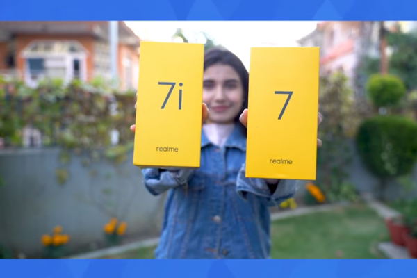 Gadgetbyte Giveaway | Realme 7 and Realme 7i | Nepali Coupons