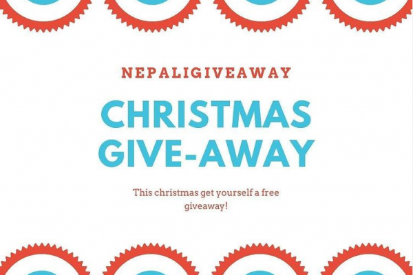 Rs1000 Giveaway For 5 winners each | Nepali Giveaway