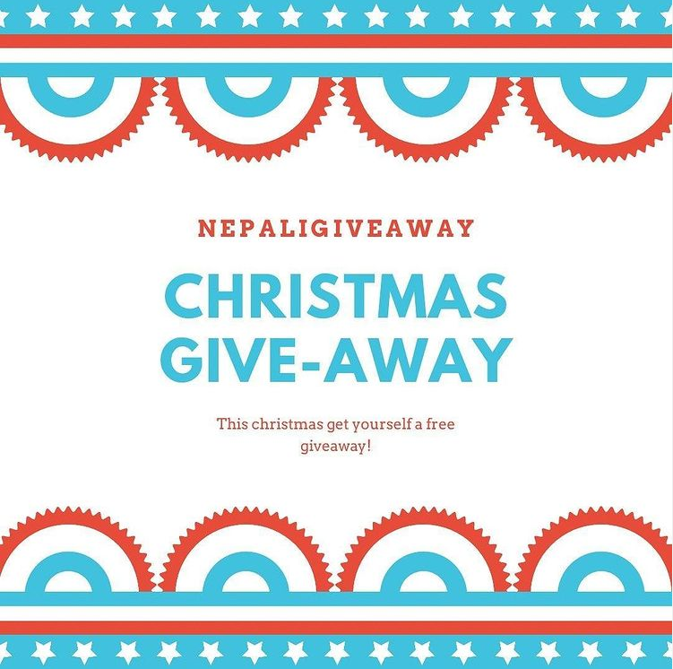 Read more about the article Rs1000 Giveaway For 5 winners each | Nepali Giveaway