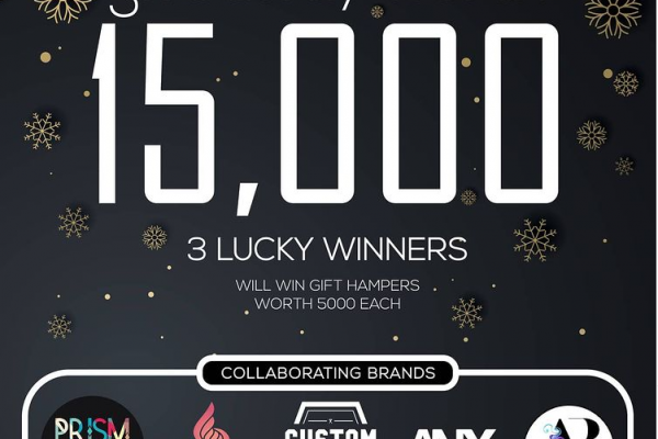 Giveaway Worth Rs15000 for 3 winners | Nepali Coupons