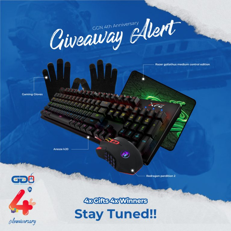 Gaming Gears Nepal Huge Giveaway | Nepali Coupons