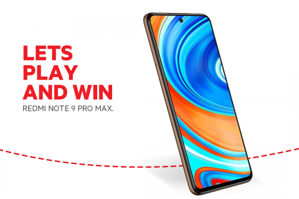 Ime Pay Giveaway of Redmi note 9 pro max | Nepali Coupons
