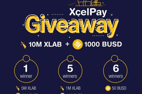 XcelPay Wallet Crypto Giveaway | Nepali Coupons