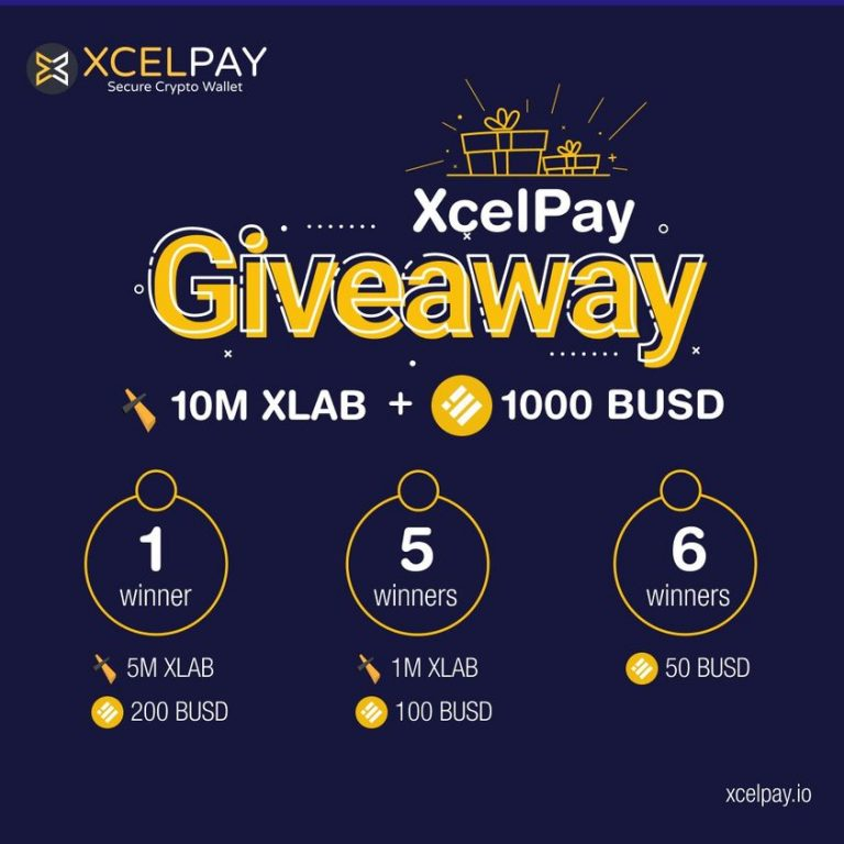 Read more about the article XcelPay Wallet Crypto Giveaway | Nepali Coupons