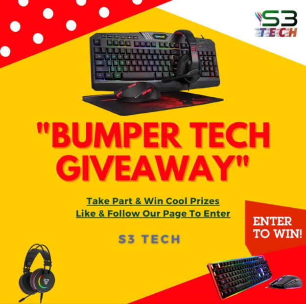 Read more about the article S3 Tech Bumper Tech Giveaway | Nepali Coupons